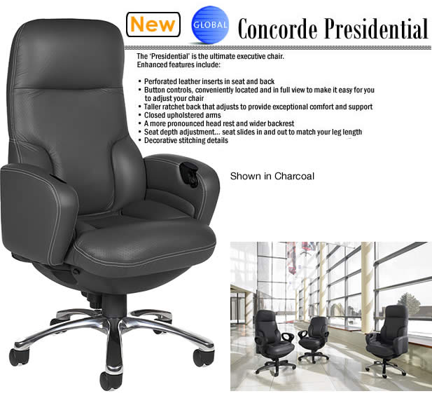 Concorde Presidential Chair